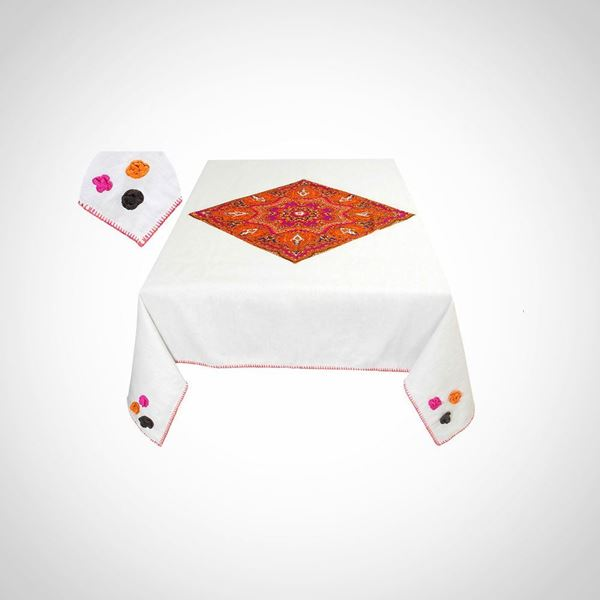 Picture of Linen tablecloth