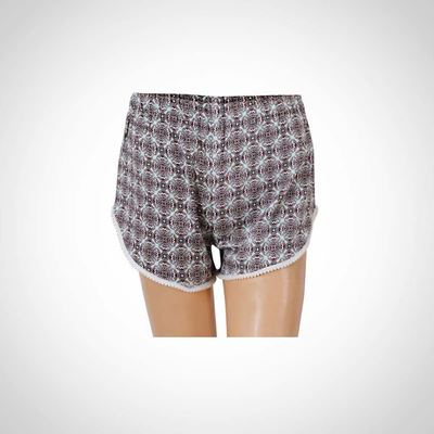 Picture of Patterned summer shorts