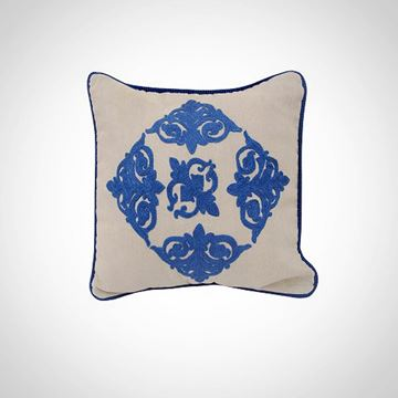 Picture of Square cushion with Islamic design