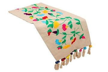 Picture of Tawasol flower runner