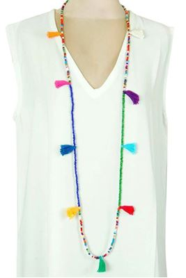 Picture of Beaded necklace