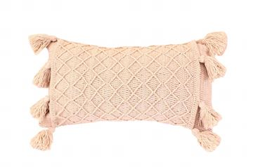 Picture of Rectangular crochet cushion. Size 40*20