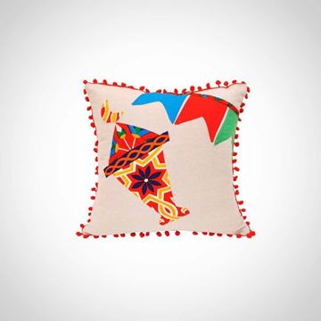 Picture of Patchwork Fanous (Lantern) cushion
