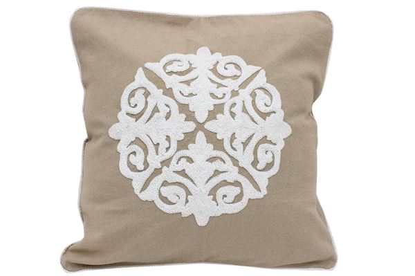 Picture of Islamic pattern cushion    75*75
