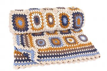 Picture of Cotton blanket Size: 2*160cm  (customizable)