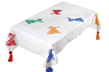Picture of Sufi table cloth (2.5m x 140)